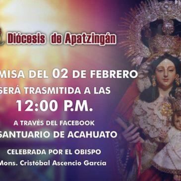 Se cancela Fiesta de la Candelaria