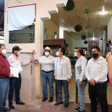 Certificación del Mercado Ignacio López Rayón, como un espacio Promotor de Salud