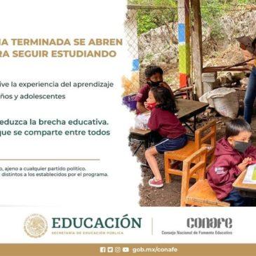Solicitud de incorporación de Figuras Educativas, aspirante a Líder para la Educación Comunitaria